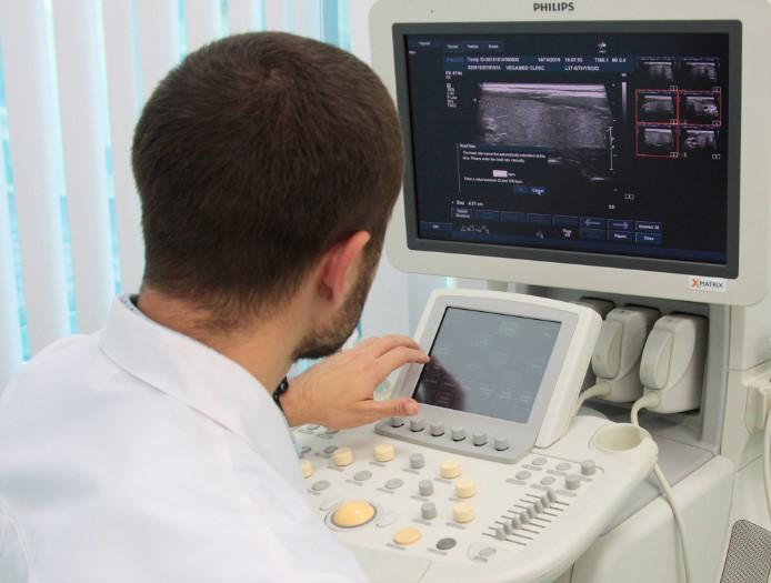 Процедура УЗИ в ВегаМед | Настройка аппарата УЗИ
