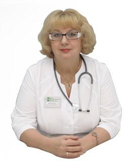 Липчанская Лариса Анатольевна